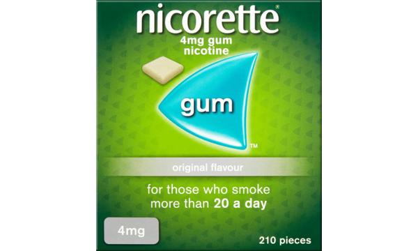 Nicotine Gum, Spray & Lozenges