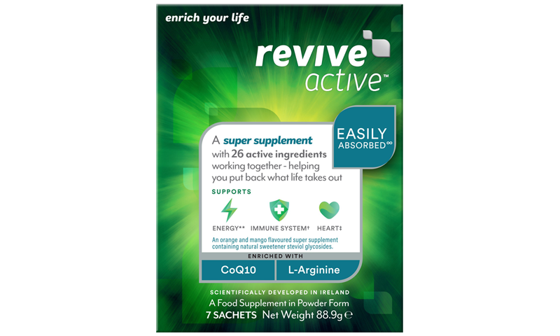 REVIVE ACTIVE HEALTH FOOD S/MENT 30