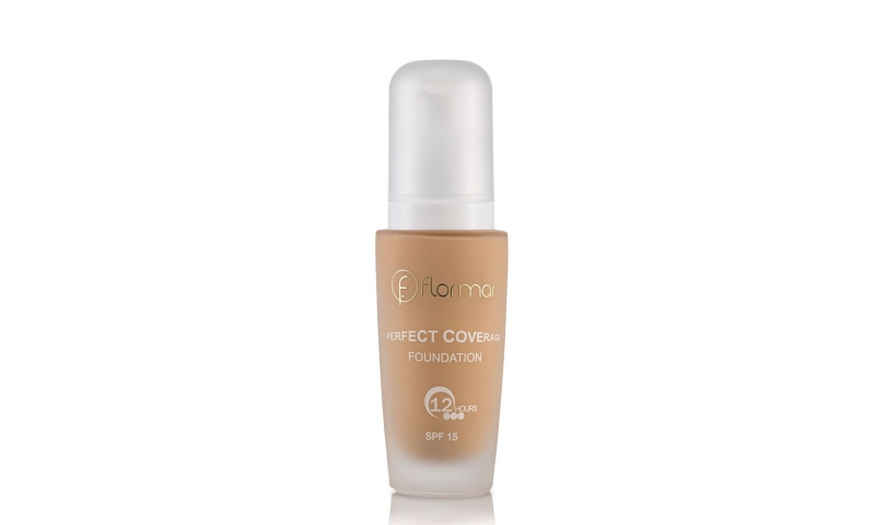 FLORMAR PERFECT COVERAGE FOUNDATION 102