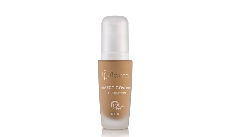FLORMAR PERFECT COVERAGE FOUNDATION 108