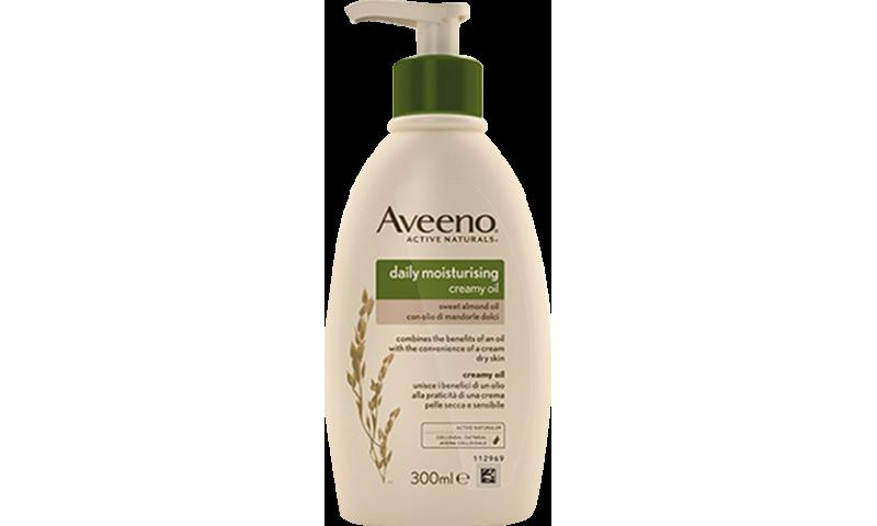 AVEENO® DAILY MOIST CREAMY OIL 300ML