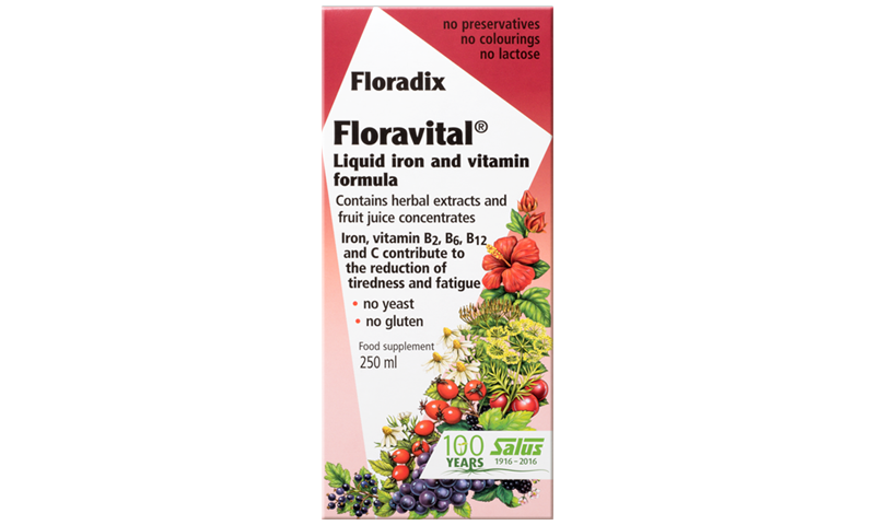 FLORAVITAL LIQUID 250ML