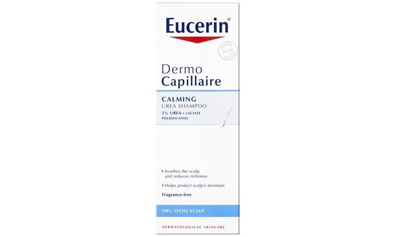 EUCERIN HAIR & SCALP DERMO CAP 250ML