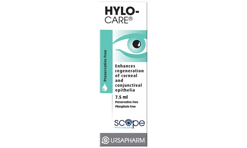 HYLO CARE EYE LUBRICANT 7.5ML