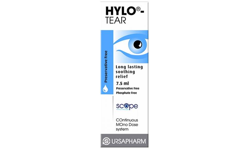 HYLO TEAR EYE DROPS 0.1 7.5ML