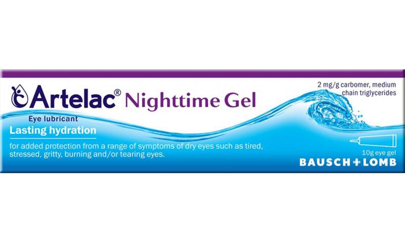 ARTELAC NIGHT TIME GEL 10G