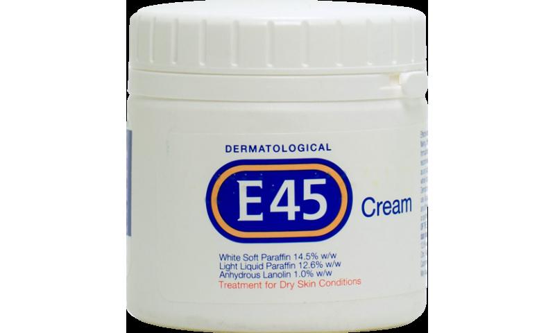 E45 CREAM JAR 125G