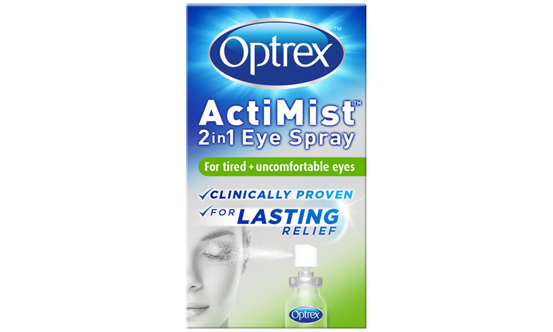 OPTREX ACTIMIST SPRAY 10ML