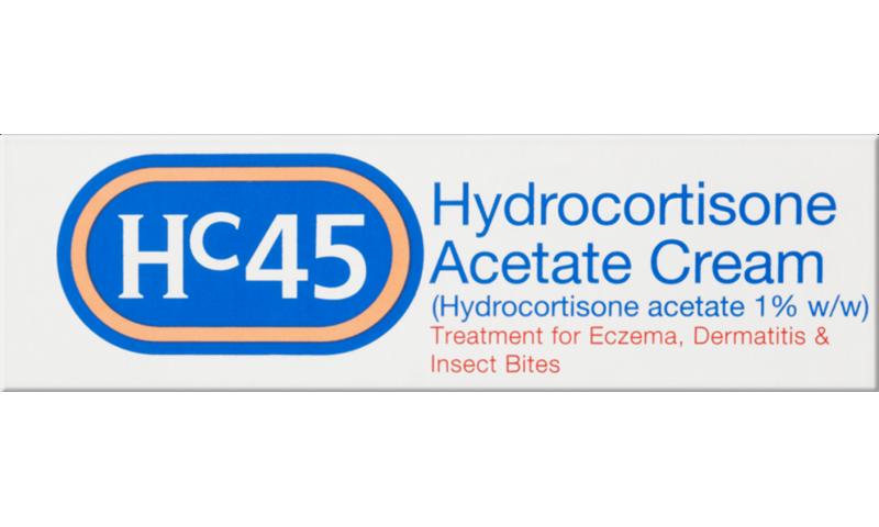 E45 HYDROCORTISONE 1% 15G
