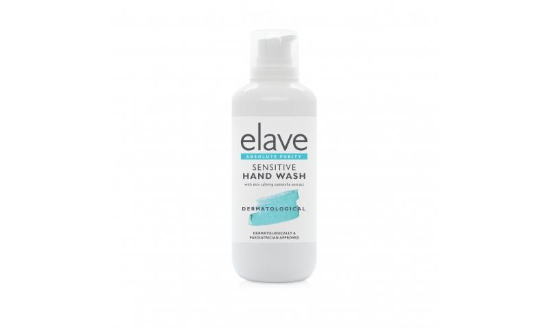 Elave Sensitive Hand Wash Pump 500ml