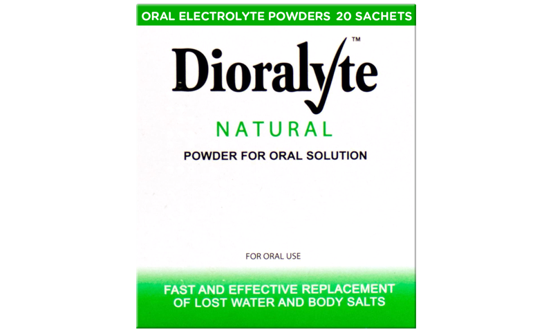 DIORALYTE NATURAL 20S