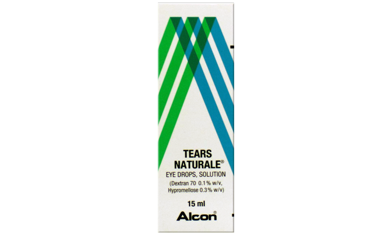 TEARS NATURALE ALCON LABS 15ML