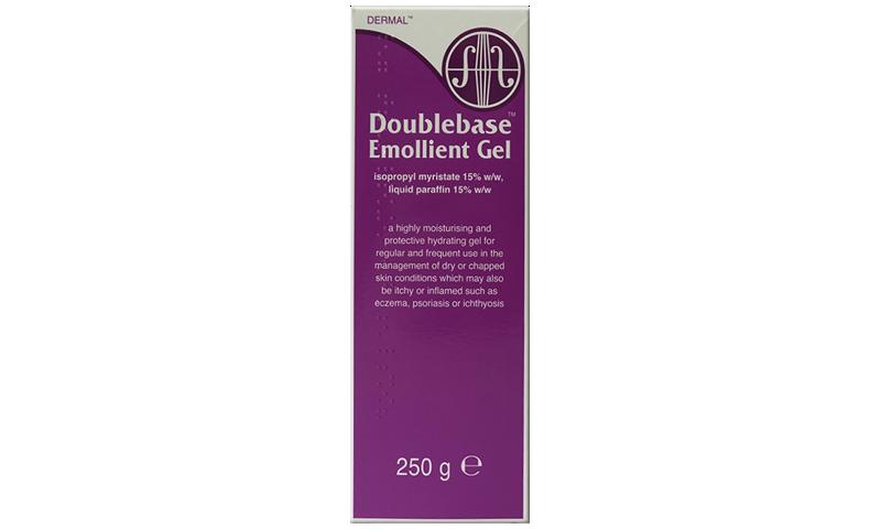 DOUBLEBASE EMOLLIENT GEL 250ML