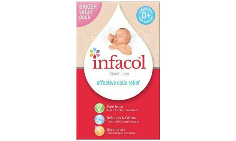 INFACOL COLIC DROPS 85ML