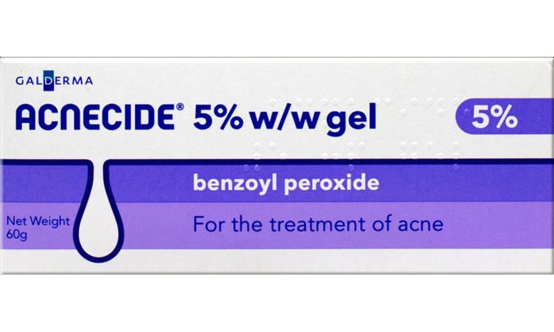 ACNECIDE GEL 5% 60G