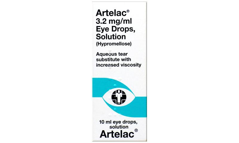 ARTELAC EYE DROPS 10ML