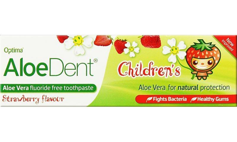ALOE DENT T/PASTE CHILDRENS 50ML