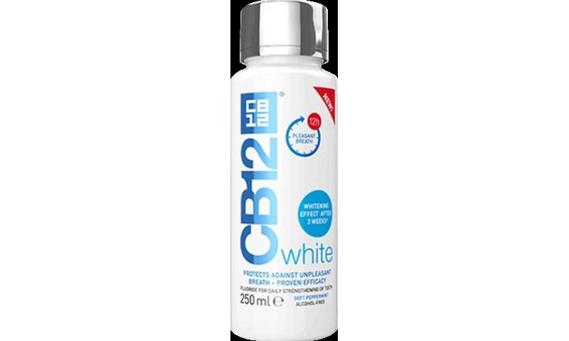 CB12 M/WASH WHITE 250ML