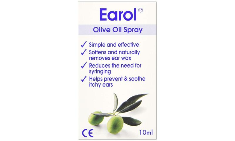 EAROL SPRAY 10ML