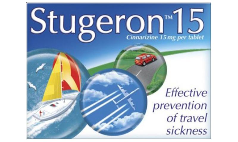 STUGERON TABLETS 15S