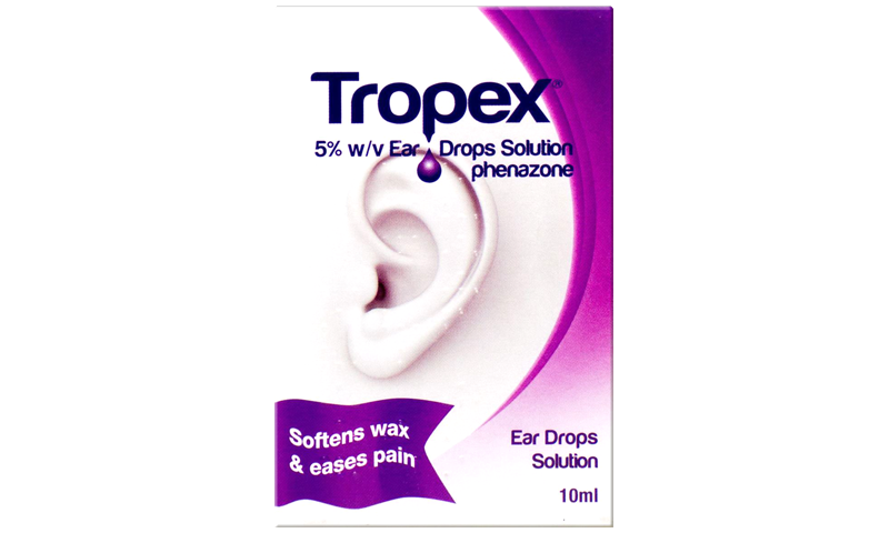 TROPEX EAR DROPS 10ML