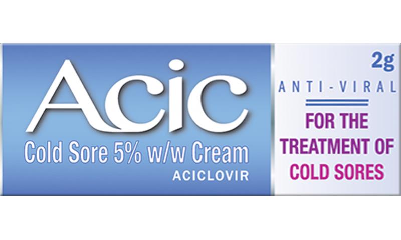 ACIC CREAM 5% 2G