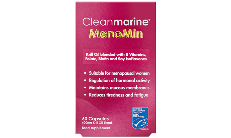 CLEANMARINE MENOMIN FOR MENOPAUSAL WOMEN