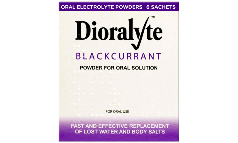 DIORALYTE BLACKCURRENT 6S