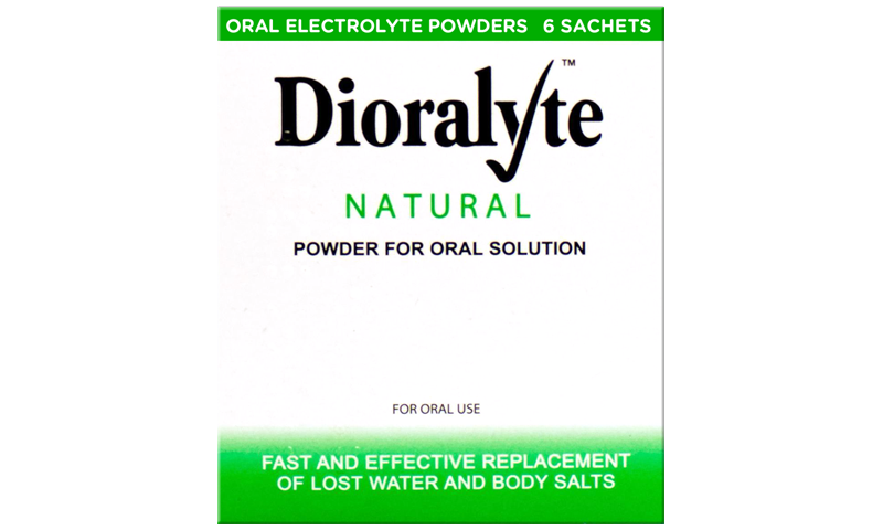 DIORALYTE NATURAL 6S