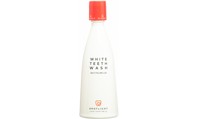 SPOTLIGHT WHITENING TEETH M/WASH