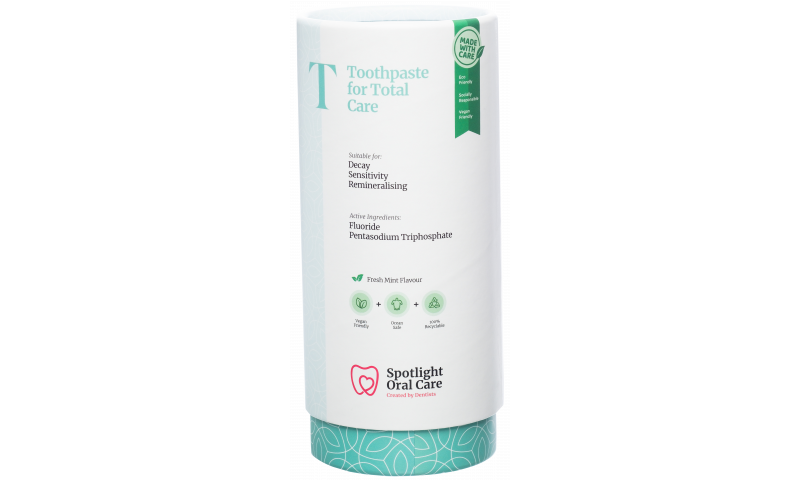 SPOTLIGHT TOOTHPASTE TOTAL CARE