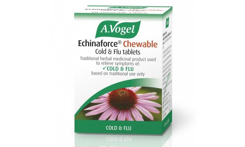 Echinacea Chewable Cold & Flu