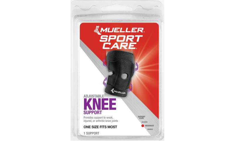 Mueller Adjustable Knee Support
