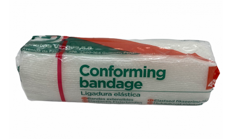 BV Conforming Bandages 10cm x 4m