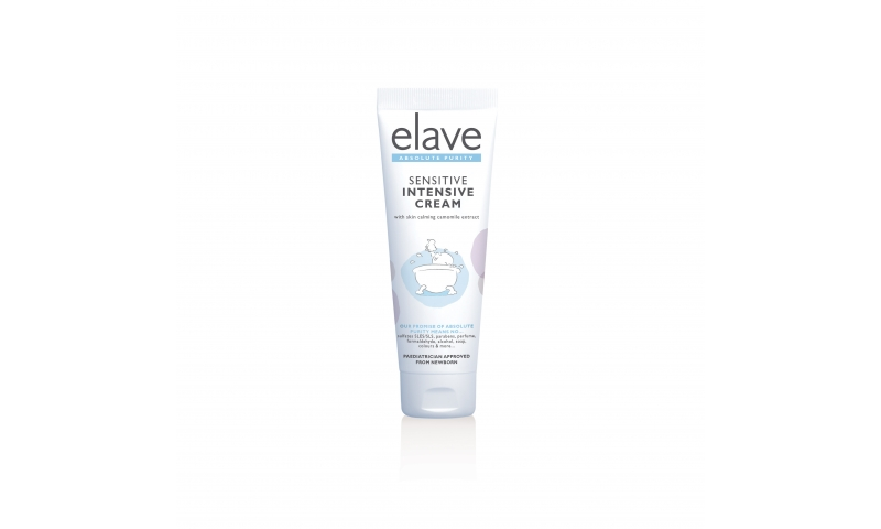 Elave Sensitive Baby Intensive Cream 125ml