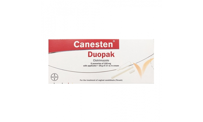 CANESTEN DUO PACK