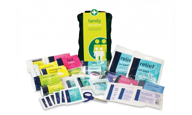 Reliance Family First Aid Kit