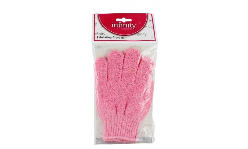 Infinity Exfoliating Glove Pair