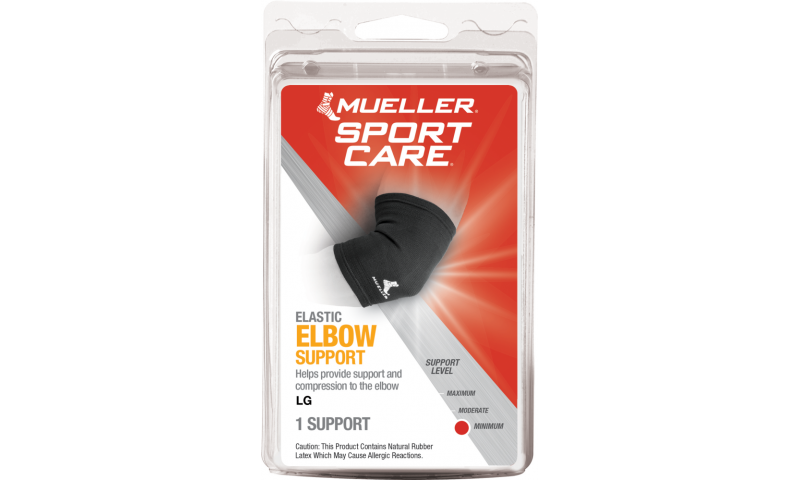 Mueller Elastic Elbow Support Large