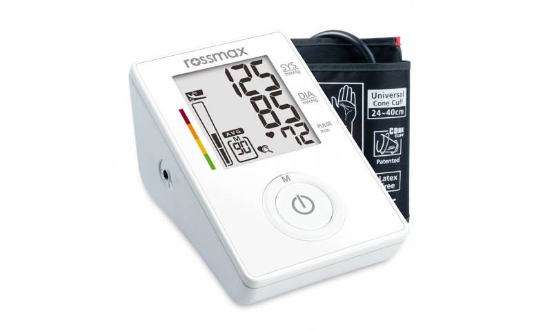Rossmax Arm BP Monitor - Low Level