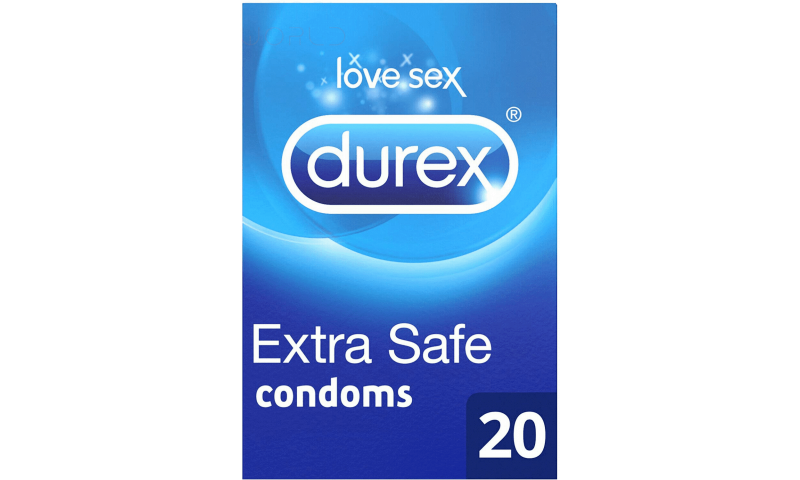 DUREX EXTRA SAFE 20'S