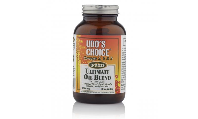 Udo's Oil Capsules 90's