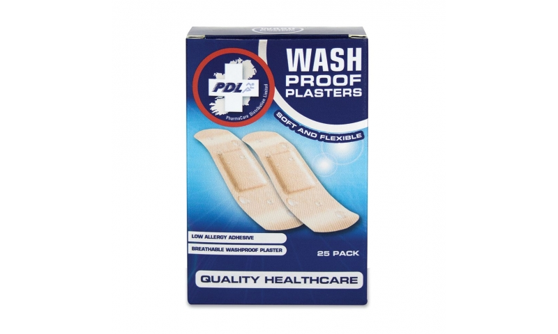PharmaCare Washproof Plasters